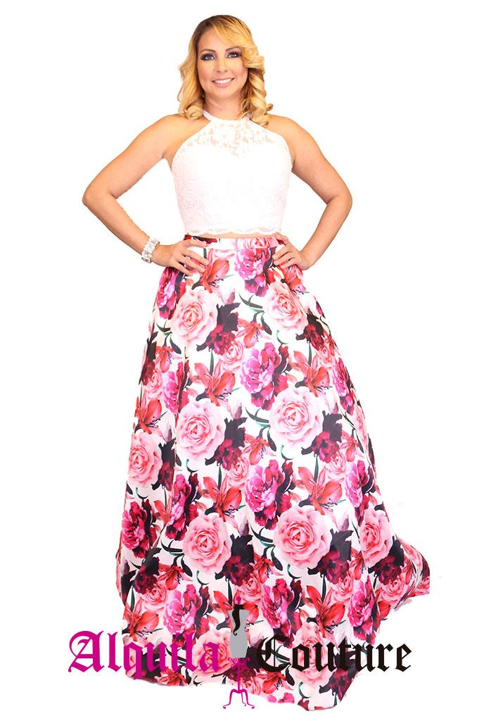 Hermosa Vestidos De Fiesta Ohio Embellecimiento - Colección del ...